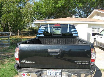 Photo of truck windshield replacement by Royse City Auto Glass in Royse City, Texas